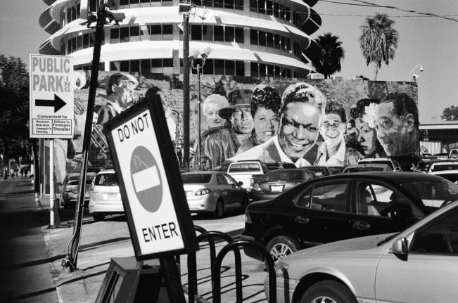 Bernd_Reinhardt, Capitol Records, Hollywood