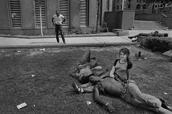 Biracial Couple, Detroit 1972 1-48-1
