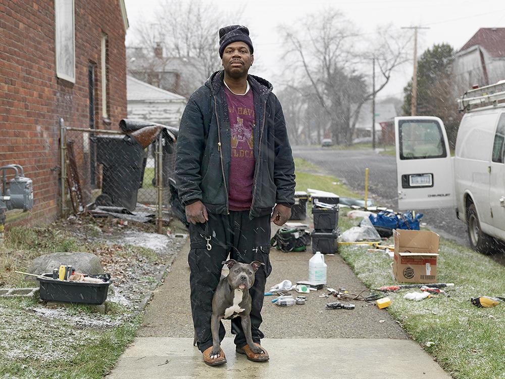 Dave Jordano: Detroit: Unbroken Down