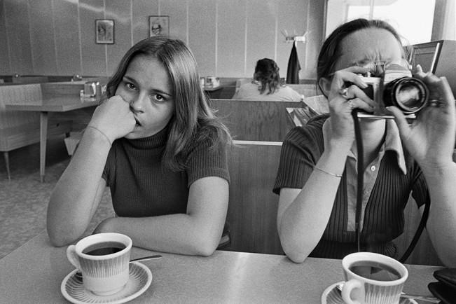 Coffee Break, Detroit 1972 2-10-2