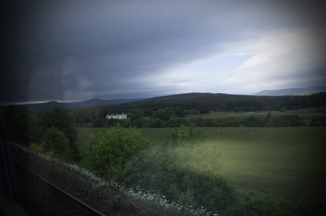 Donna Black, Blair Atholl Apparition, Central Scotland