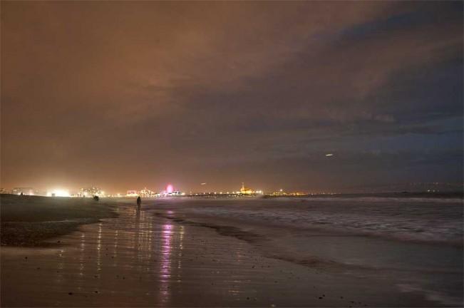 Santa Monica Pier by EJ Camp 2012
