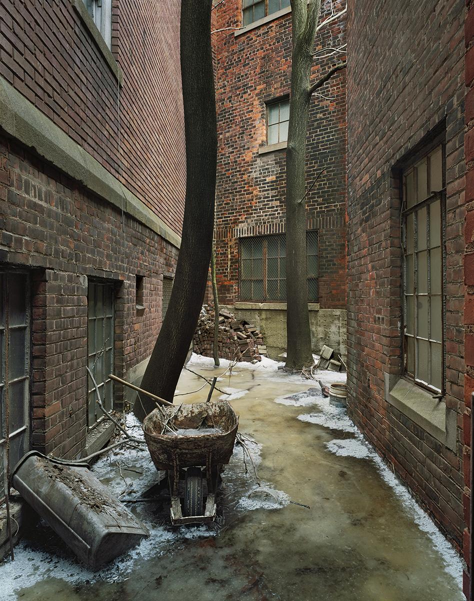 Alleyway, East Side