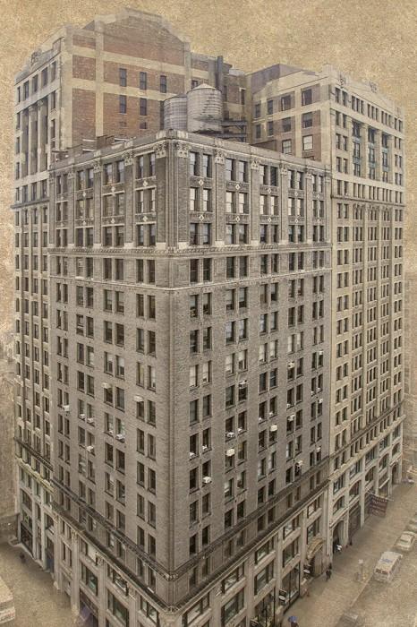 Three Buildings-Marc Yankus