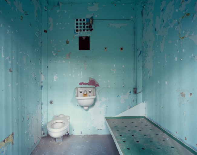 Saloutos_Lee_05-Cell, B Block, Wyoming Frontier Prison, #3