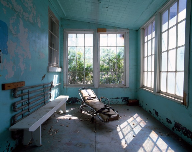 Saloutos_Lee_06-Sun Room, Wyoming Frontier Prison