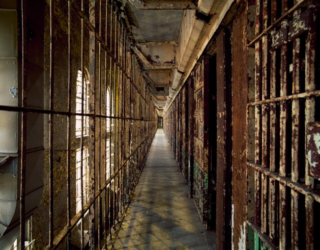 Saloutos_Lee_09-Cell Block, Mansfield State Reformatory, Mansfield, OH, #15