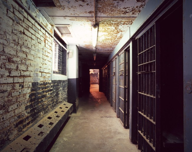 Saloutos_Lee_12-Isolation Block, Mansfield State Reformatory, Mansfield, OH, #11