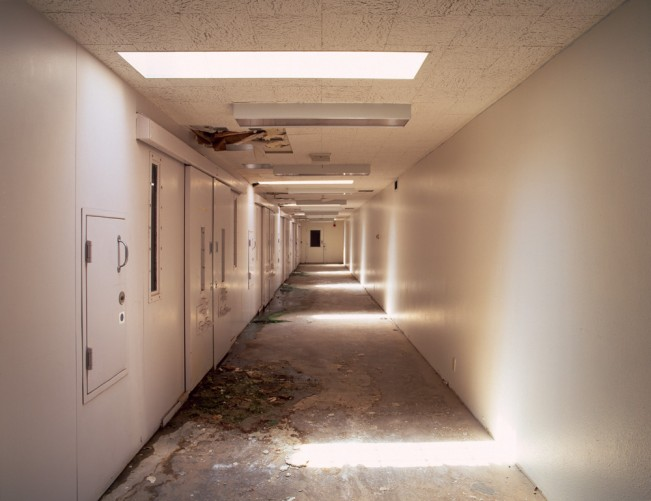 Saloutos_Lee_13-Psychiatric Ward, Penitentiary New Mexico, Santa Fe, NM, #3