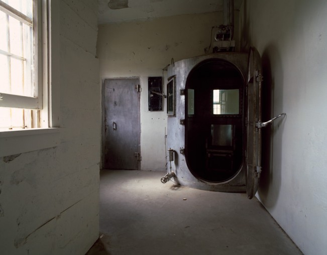 Saloutos_Lee_14-Gas Chamber, Wyoming Frontier Prison, #4