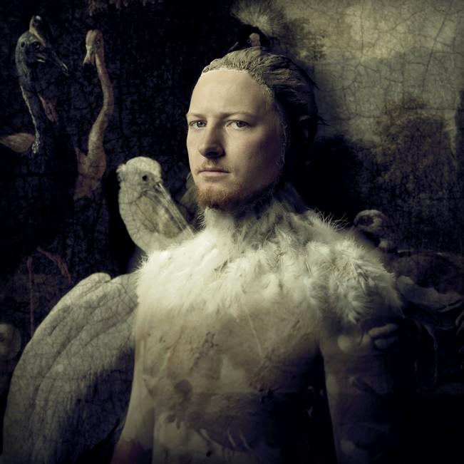 Wallportrait Evan_Charles Wilson Peale