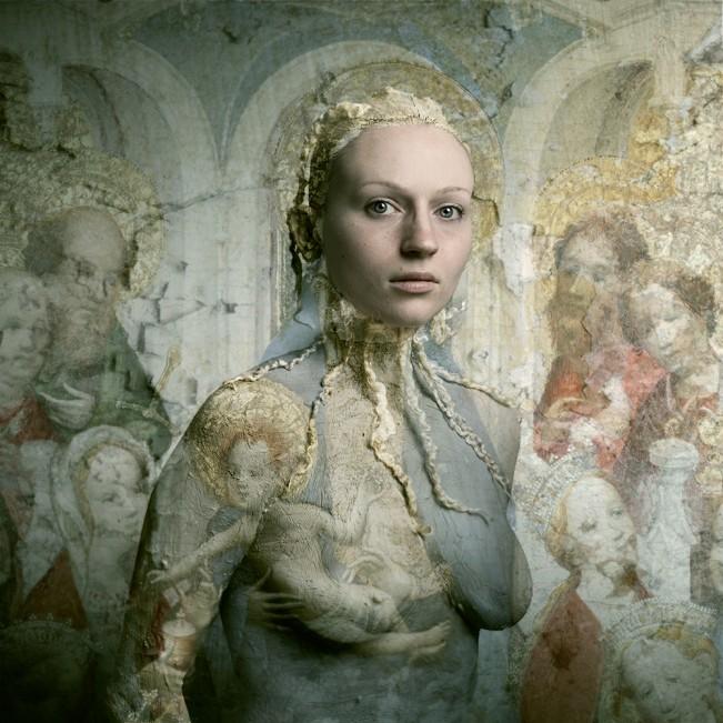 Wallportrait-Nicole