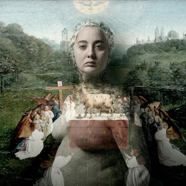Wallportrait-Nikole--Adoration-of-the-Mystic-Lamb