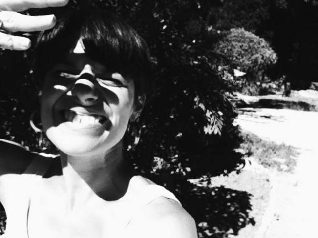 selfie nicoletta barbata