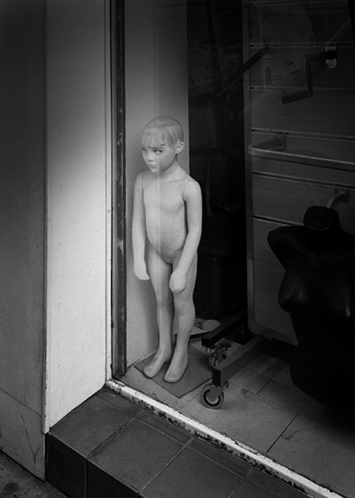 18_Langer_Mannequin Child, 2004