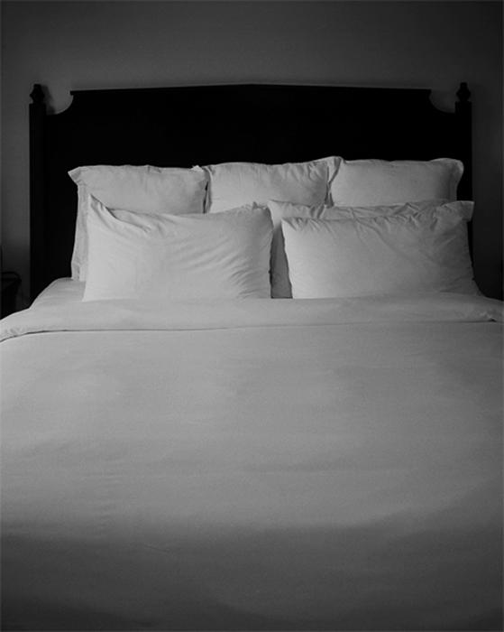 23_Langer_Hotel Bed, 2011