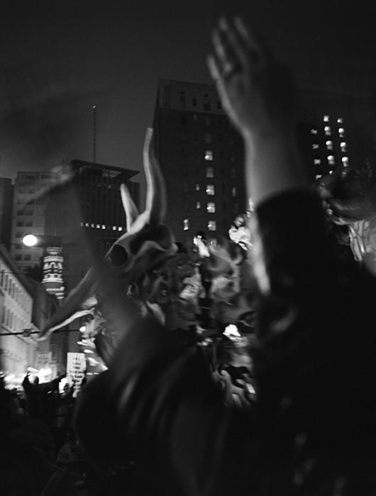 5_Langer_Night Parade, 2001