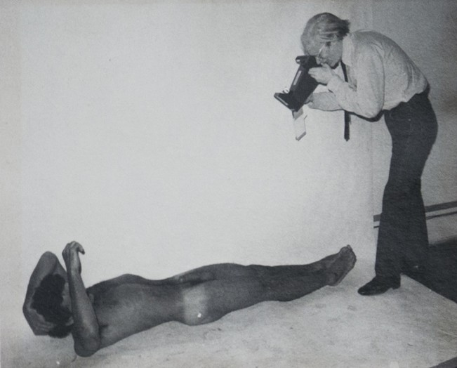 Andy Warhol and Victor Hugo_1
