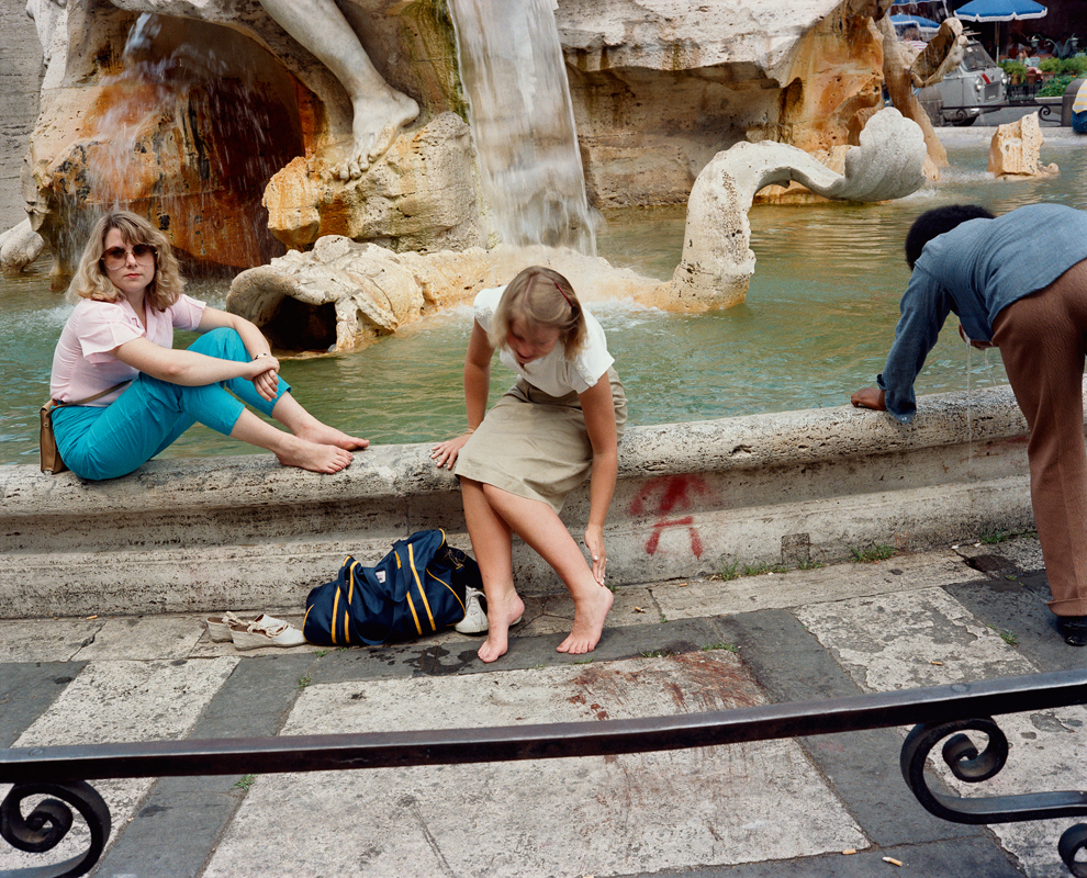 Book Week: Charles Traub: Dolce Via: Italy in the 1980's ...