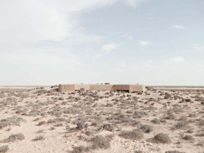 Arnold_Matthew_006_Bunker Mareth Line Tunisia