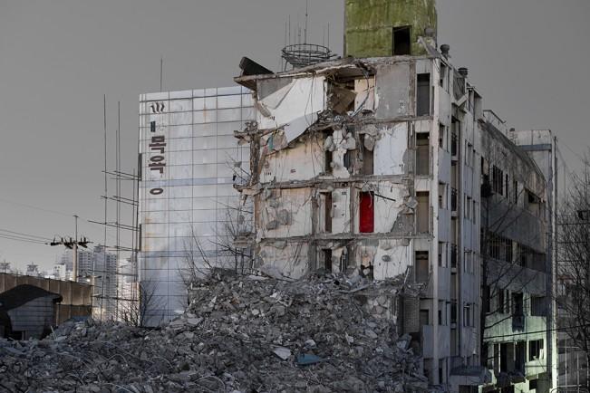Demolition Site 02 Outside_Pigment print_115x155cm_2013