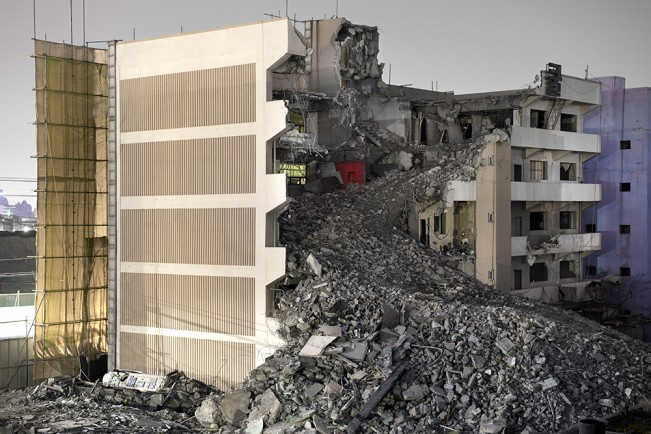 Demolition Site 04 Outside_Pigment print_115x155cm_2013