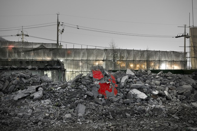Demolition Site 05 Outside_Pigment print_115x155cm_2013