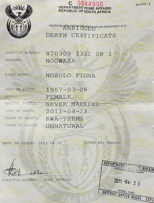 Image16_Noxolo_Nogwasa's_Death_Certificate