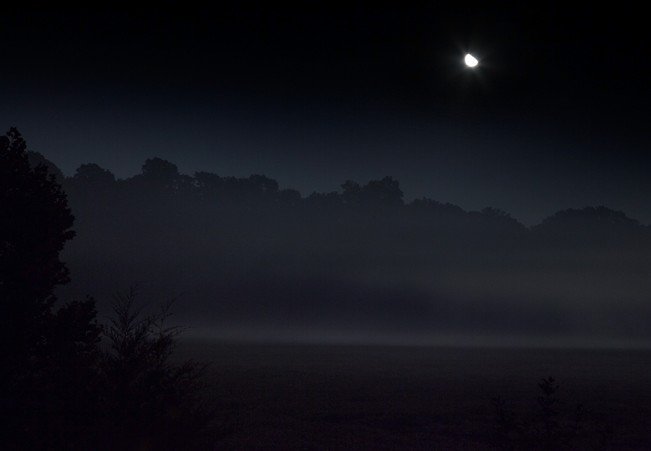 @Jeanine Michna-Bales, Moonrise over Northern Ripley County