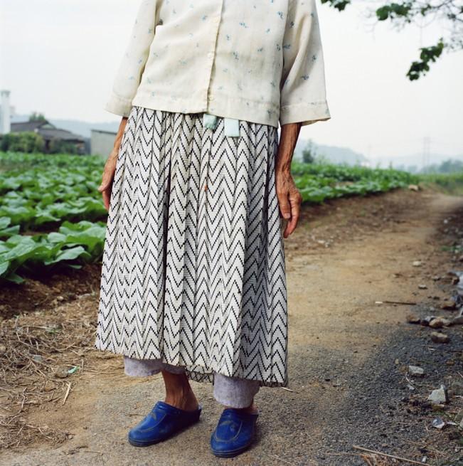 얼굴 없는 초상_Untitled #14, 120x120cm, digital C-print, 2009