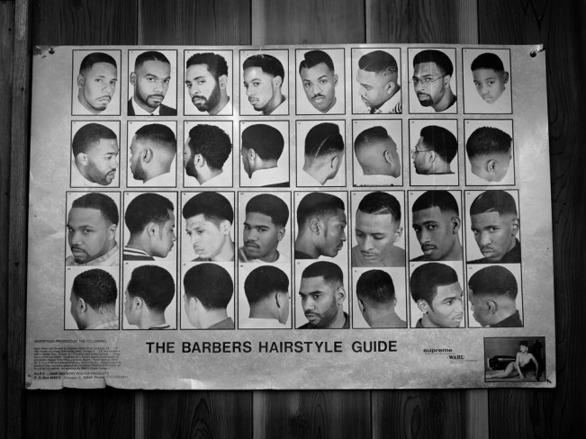 Hairstyle Guyide, Shear Expereince Barber Shop