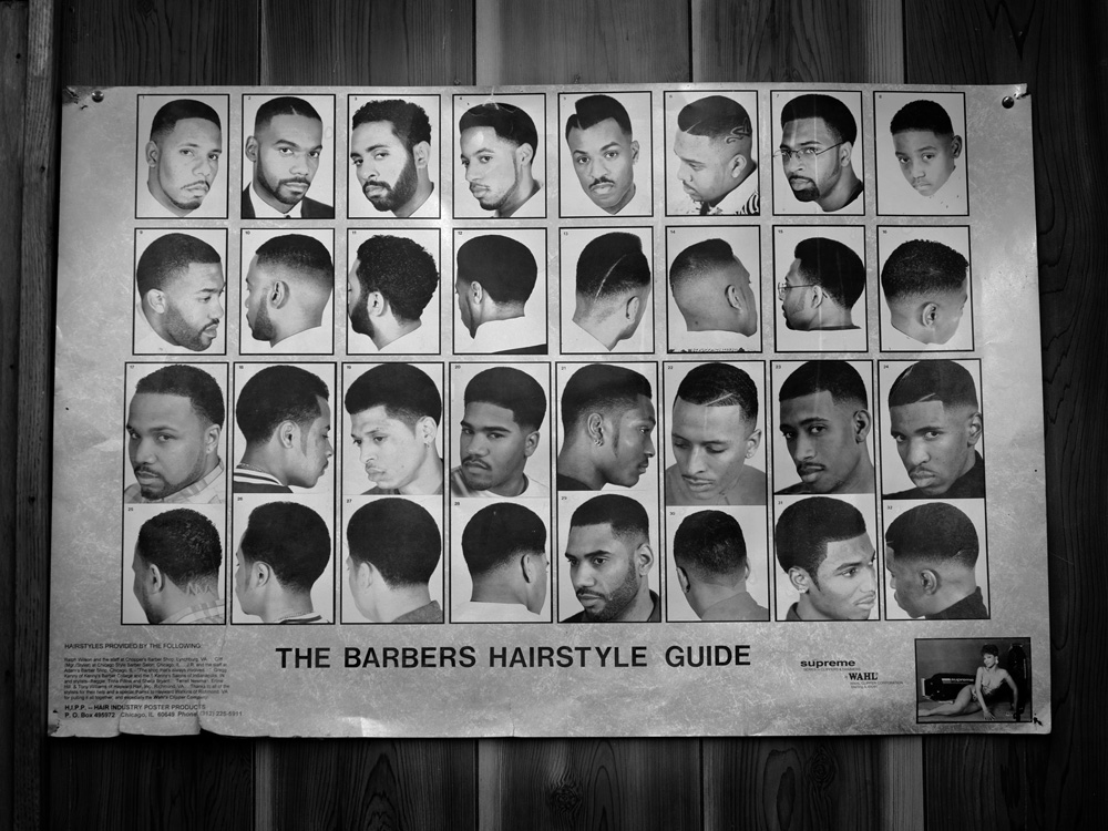 Gloria Baker Feinstein The Barbershop Project Lenscratch