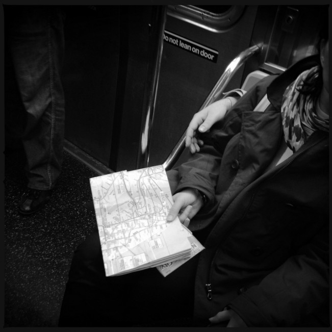 "from the series ""Notes from the Underground"""