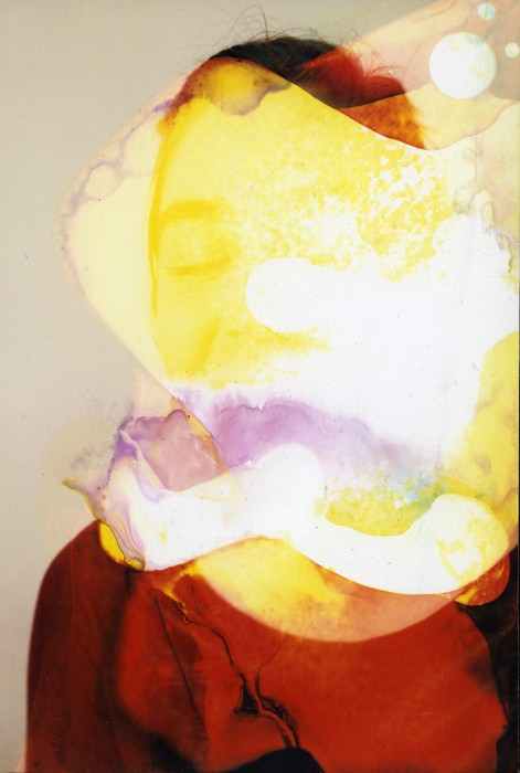 PortraitofAmber,No.1_BleachedFujiColorPrint_6x4inches_2014