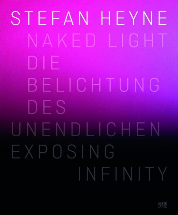 Stefan Heyne_Naked Light_Cover