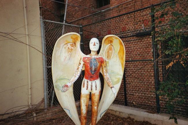 10 Angel of Skid Row by Gloria McKinney