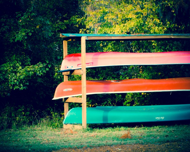 Caddo Canoes