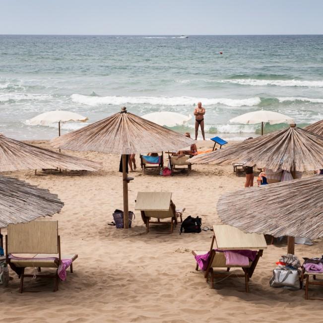 DiPietro, Sulla Spiaggia, Fondi, Italy