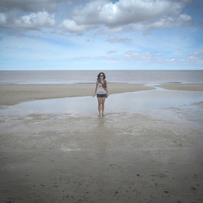 Lauren in Uruguay