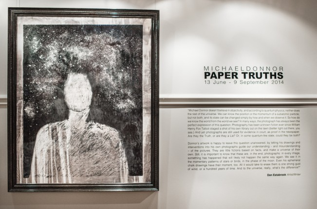 Paper Truths Installation-1