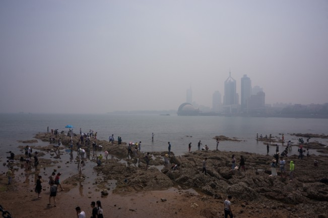 Qing Dao Beach (1 of 1)