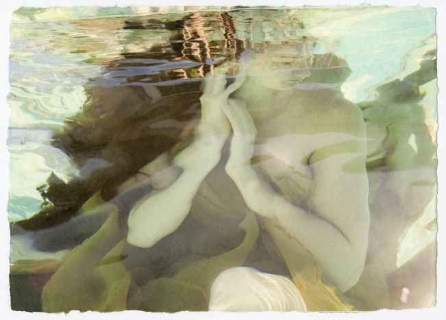 Reflecting © Elizabeth Opalenick