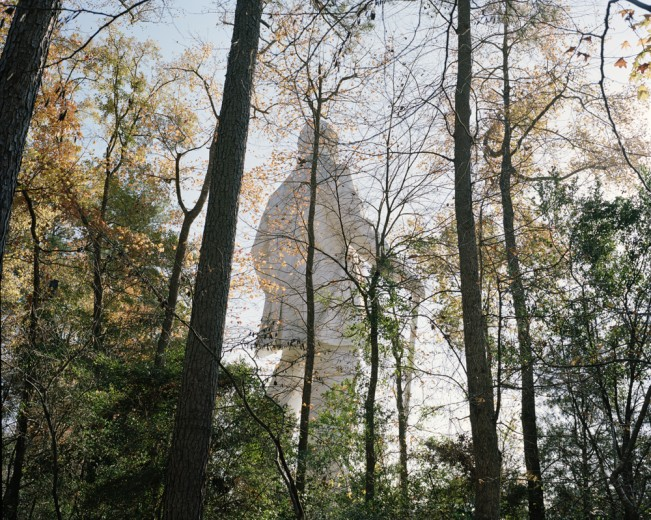 The Towering Figure, Huntsville, Texas