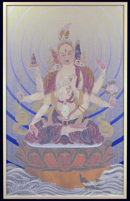 Ushnishavijaya 2010
