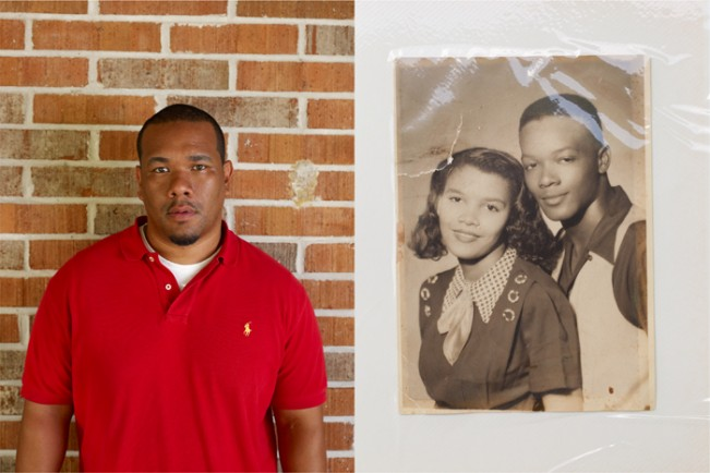 James Hankerson and Lucile and Frank Hankerson (Diptych)