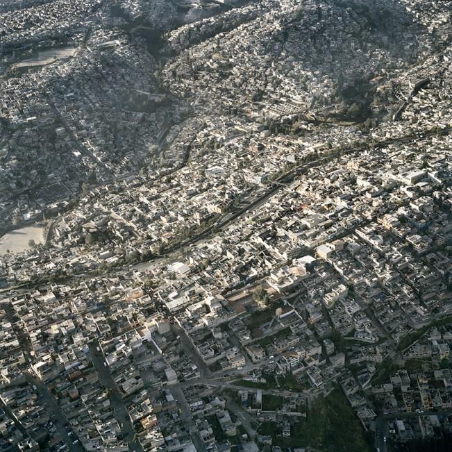 11. Vista Aerea de la Ciudad de Mexico XXIV, 2006