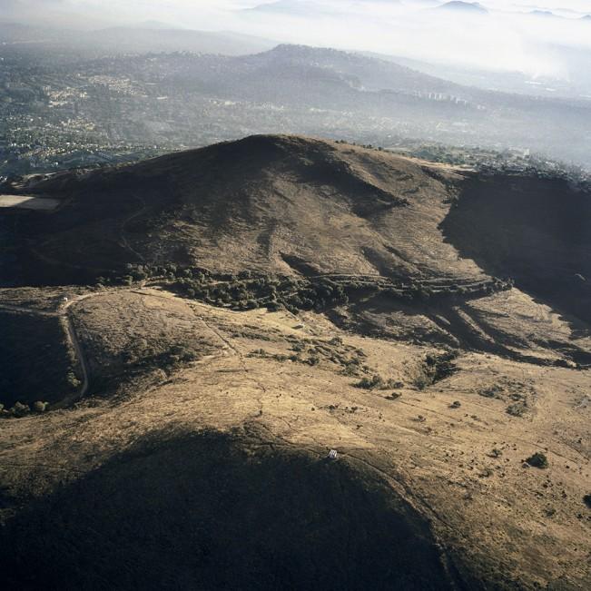 12. Vista Aerea de la Ciudad de Mexico, XII, 2006