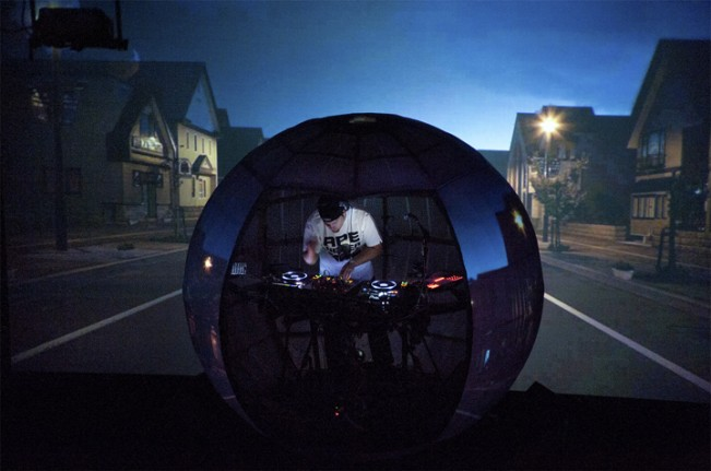 David Scheinbaum, DJ Shadow_2010