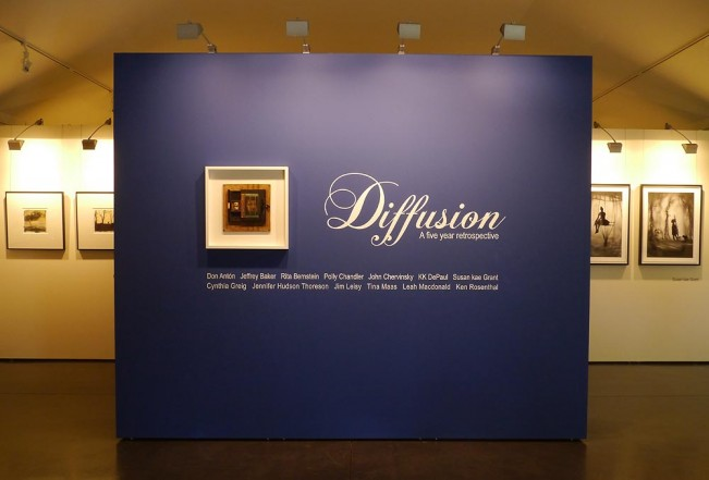 Diffusion at VERVE Gallery