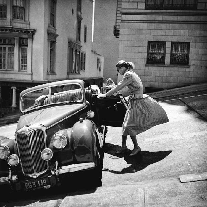 In san francisco portrait of a city 1940 1960 fred lyon captures the iconic landscapes and one of a kind personalities that transformed the city by the